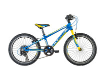 Cube Kid 200 race blue \'n\' yellow